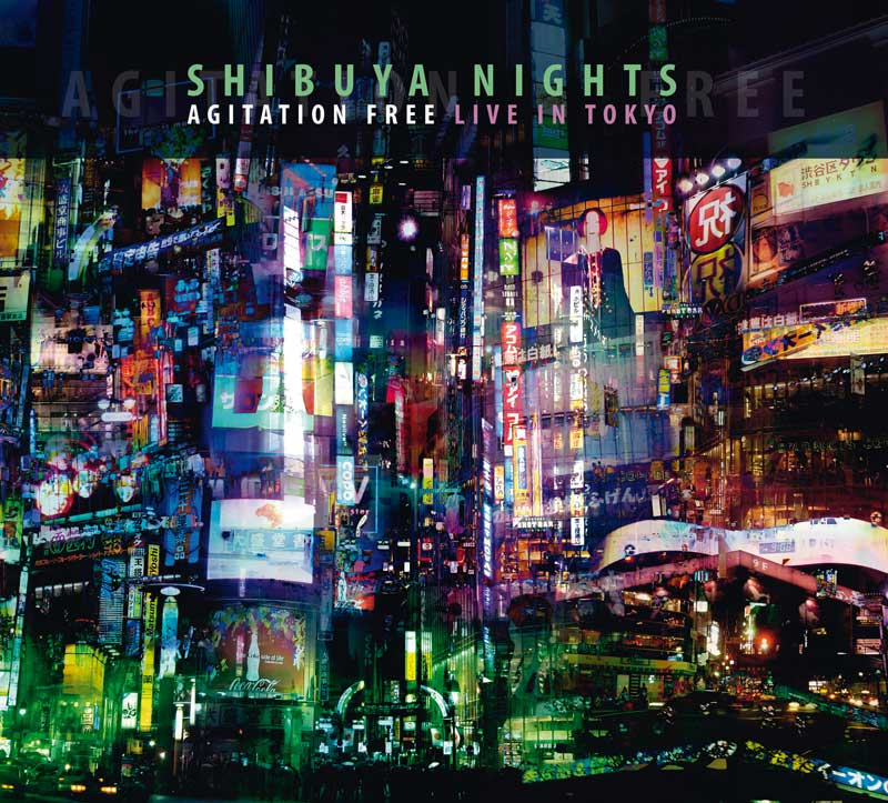 Shibuya Nights CD Cover