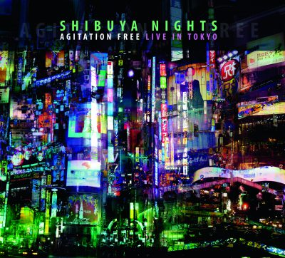 Cover Shibuya Nights