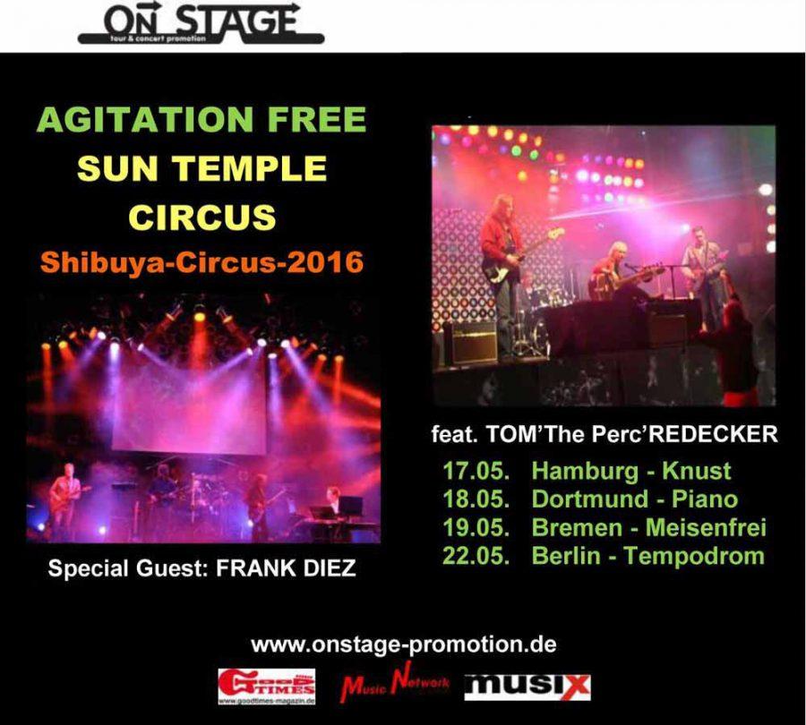 Flyer Shibuya-Circus-2016